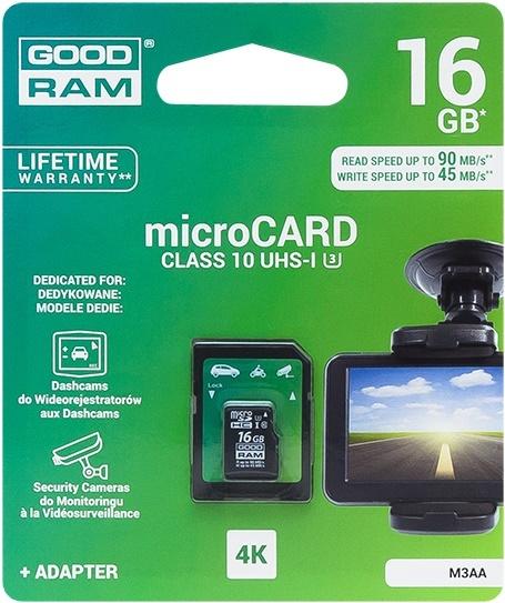 Karta Micro Sd Hc 16gb Sd Mlc Uhs I 4k Ak7008 Anprel Sklep