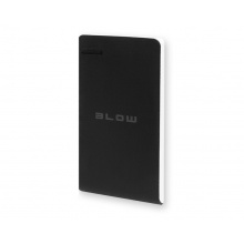 Power Bank 8000mAh 2xUSB PB13 CZARNY (ZS8024)