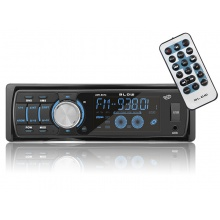 Radio BLOW AVH-8674 MP3+PILOT multicolor BLOW (AV2024)